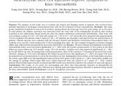 Mesenchymal Stem Cell Injections Improve Symptoms of Knee Osteoarthritis